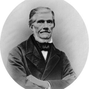 portret Coeraand Johannes van Houten